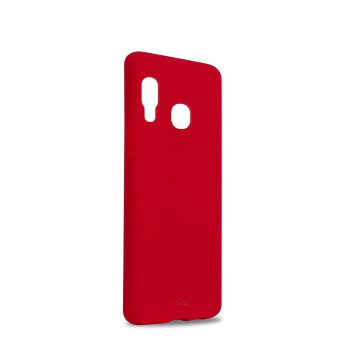 puro icon cover samsung galaxy a40 (red) - export 2445