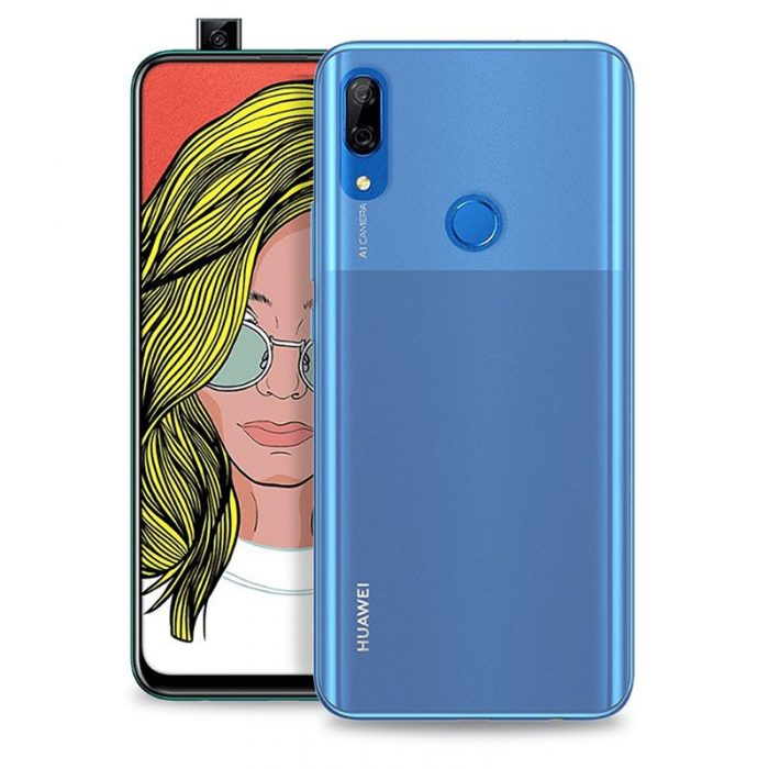 puro 0.3 nude huawei p smart z (clear) - export 2463