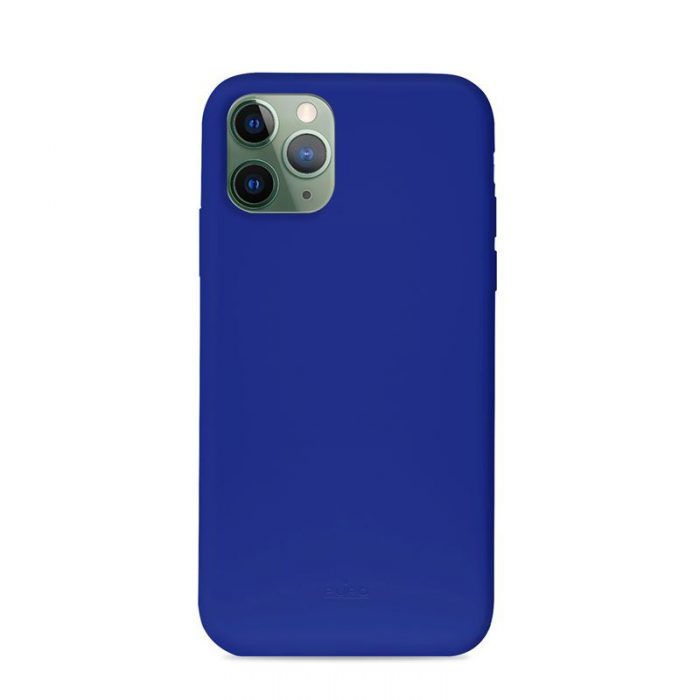 puro icon cover apple iphone 11 pro max (navy) - export 2535