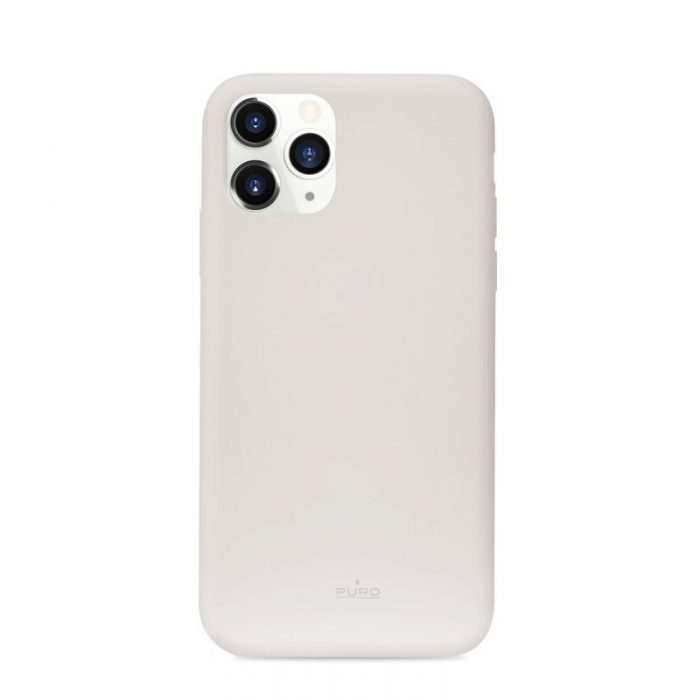 puro icon cover apple iphone 11 pro max (taupe) - export 2552