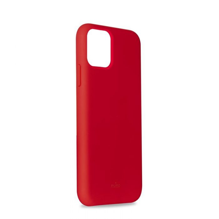 puro icon cover apple iphone 11 pro max (red) - export 2561