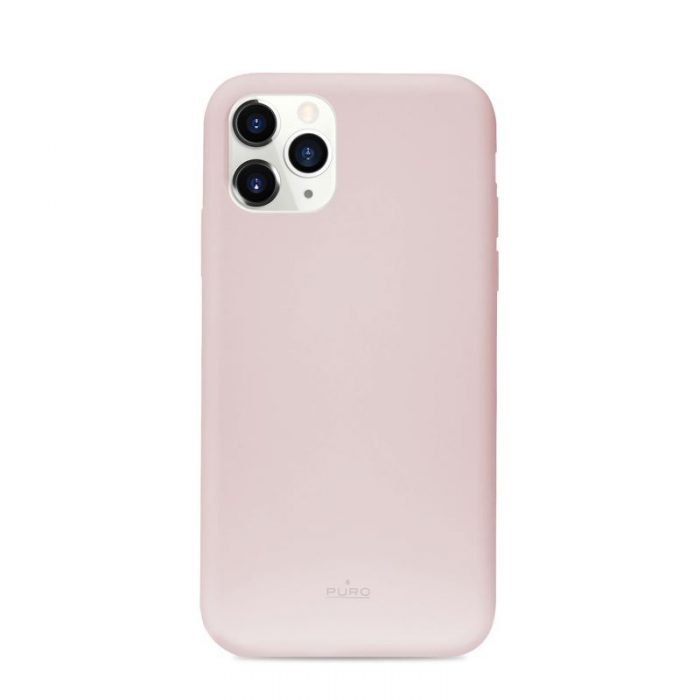 puro icon cover apple iphone 11 pro max (sand pink) - export 2571