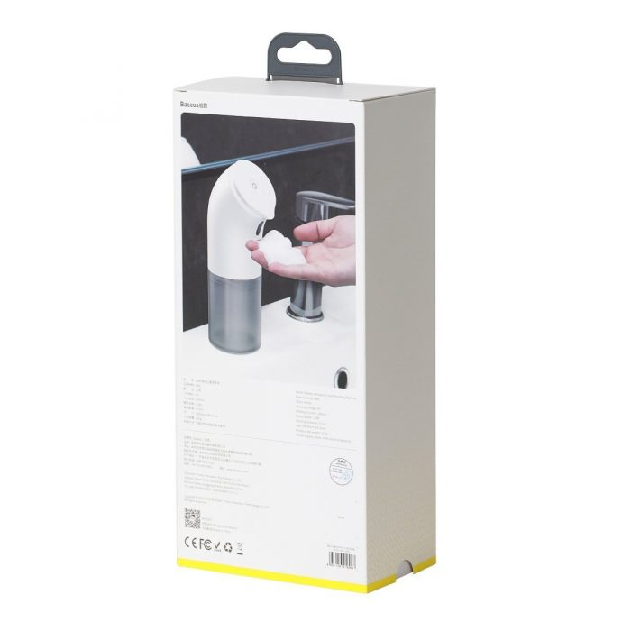 baseus minipeng hand washing machine (white) - export 269