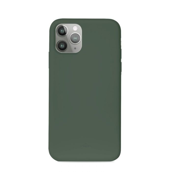 puro icon cover apple iphone 11 pro max (green) - export 2758