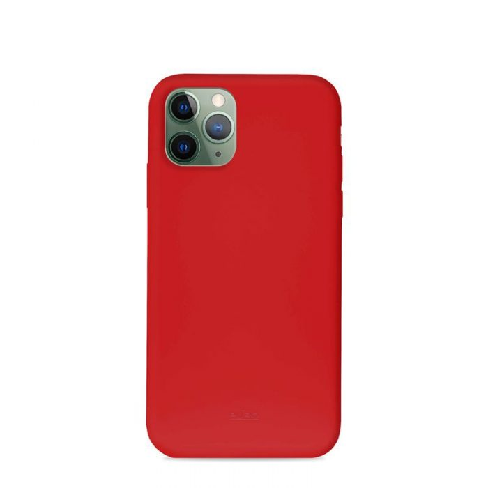 puro icon cover apple iphone 11 pro (red) - export 2845