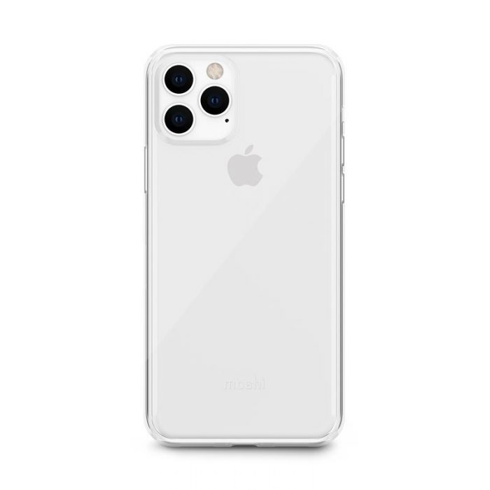 moshi superskin - apple iphone 11 pro (crystal clear) - export 2921