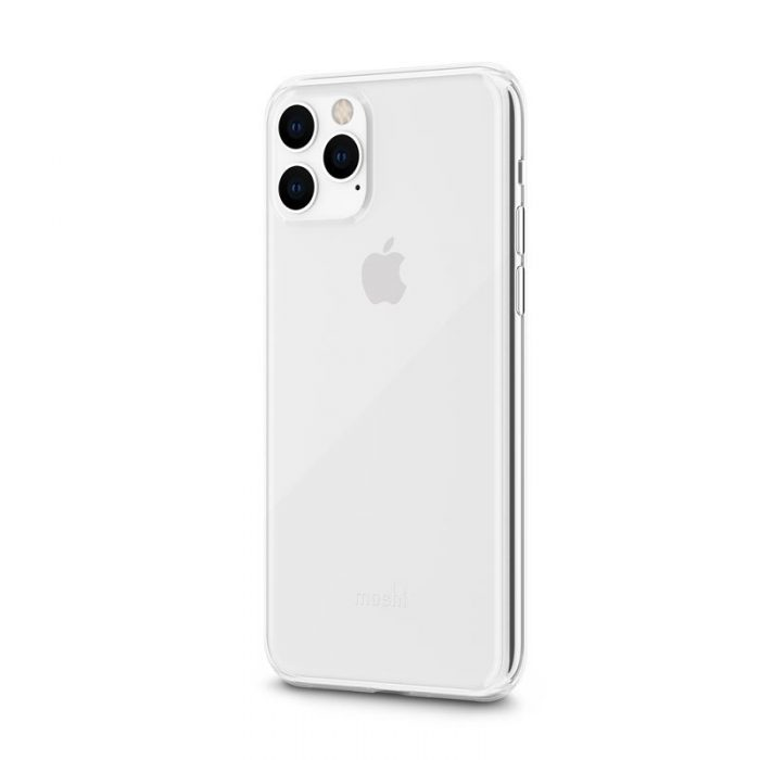 moshi superskin - apple iphone 11 pro (crystal clear) - export 2922