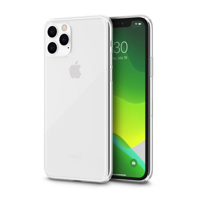 moshi superskin - apple iphone 11 pro (crystal clear) - export 2923