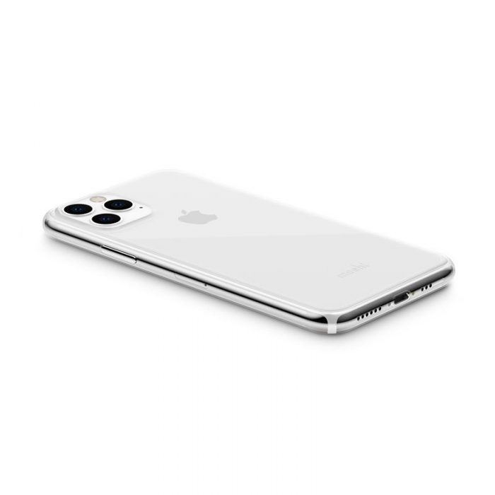moshi superskin - apple iphone 11 pro (crystal clear) - export 2925