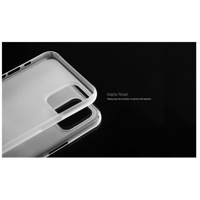 moshi superskin - apple iphone 11 pro (crystal clear) - export 2932