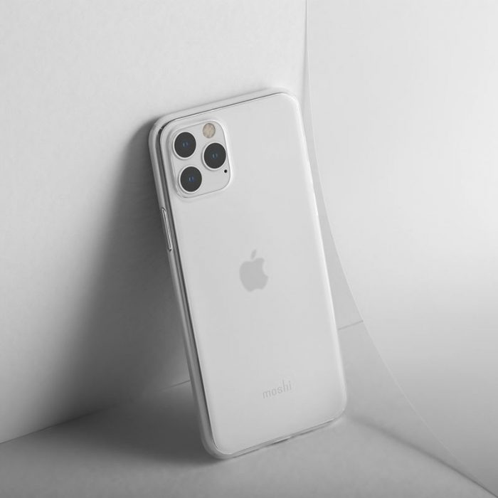 moshi superskin - apple iphone 11 pro (crystal clear) - export 2934