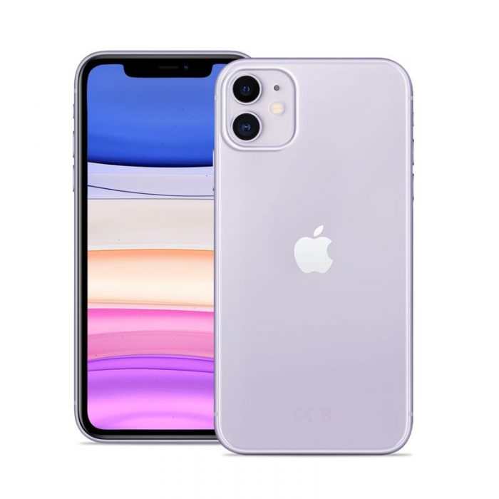 PURO 0.3 Nude Apple iPhone 11 (clear) - export 3140