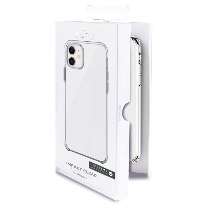 puro impact clear apple iphone 11 (clear) - export 3157