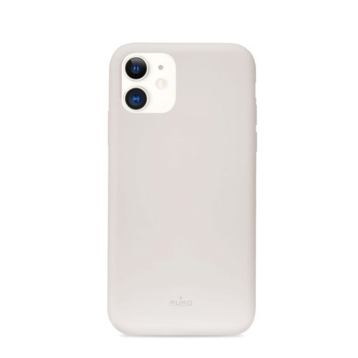 puro icon cover apple iphone 11 (taupe) - export 3168