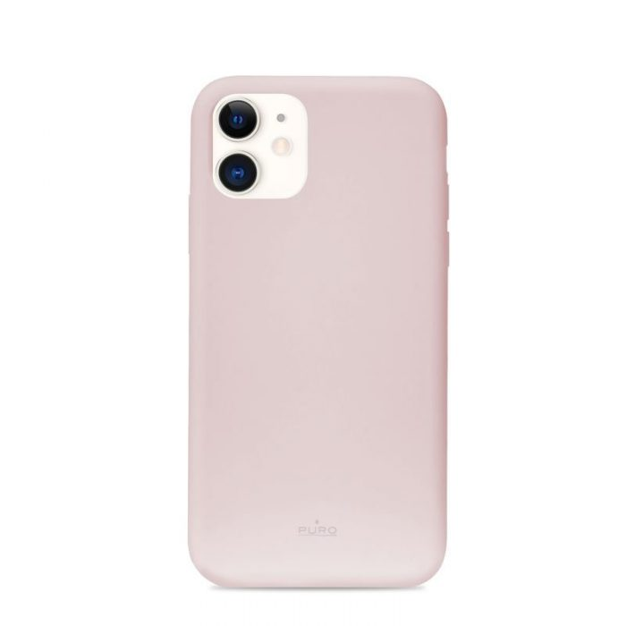 puro icon cover apple iphone 11 (sand pink) - export 3183