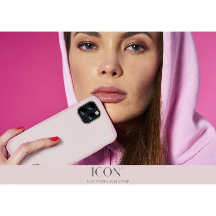 puro icon cover apple iphone 11 (sand pink) - export 3188