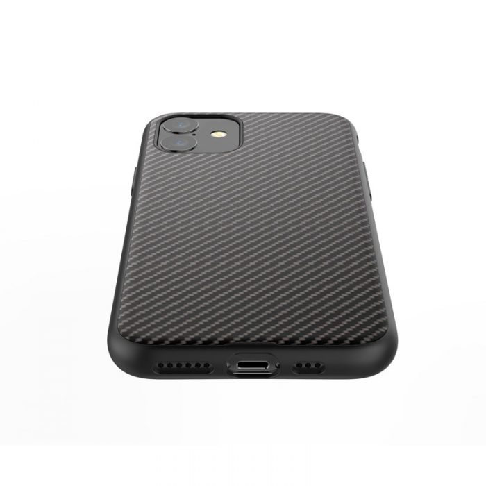 x-doria dash air - case iphone 11 (black carbon fiber) - export 3256