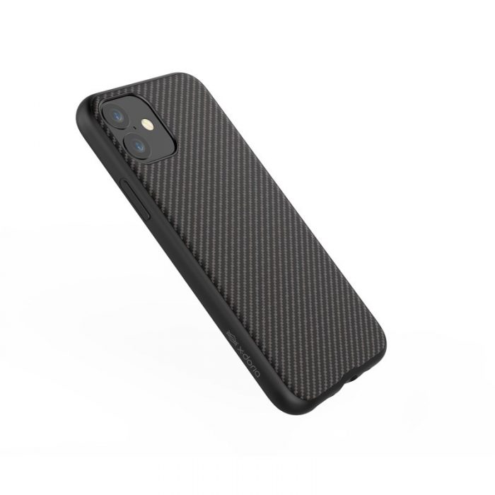 x-doria dash air - case iphone 11 (black carbon fiber) - export 3257