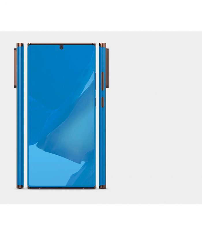 Ringke Dual Easy Wing Full Cover Samsung Galaxy Note 20 Ultra [2 PACK] - export 4240