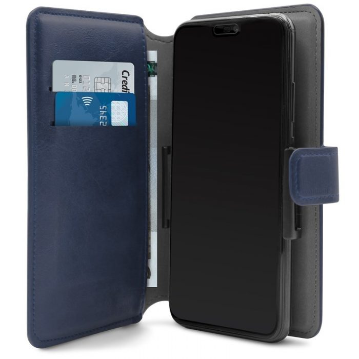 puro universal wallet case 360° xl (navy) - export 4430