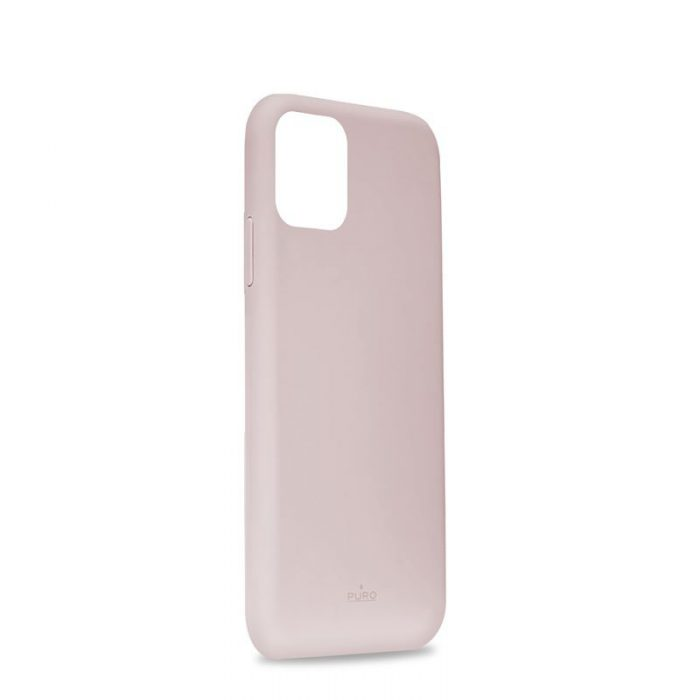 puro icon cover apple iphone 11 pro (sand pink) - export 4503