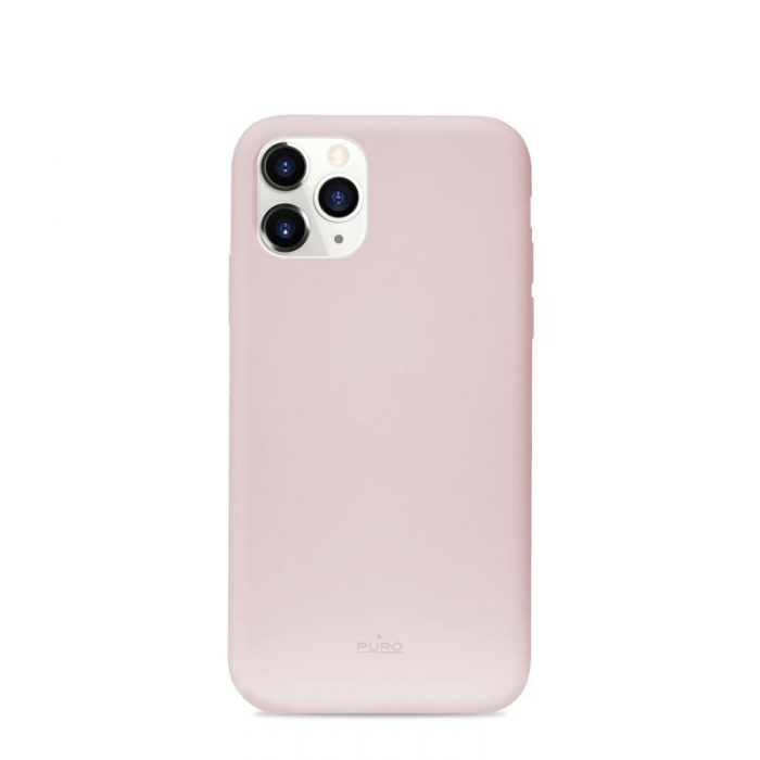 puro icon cover apple iphone 11 pro (sand pink) - export 4504