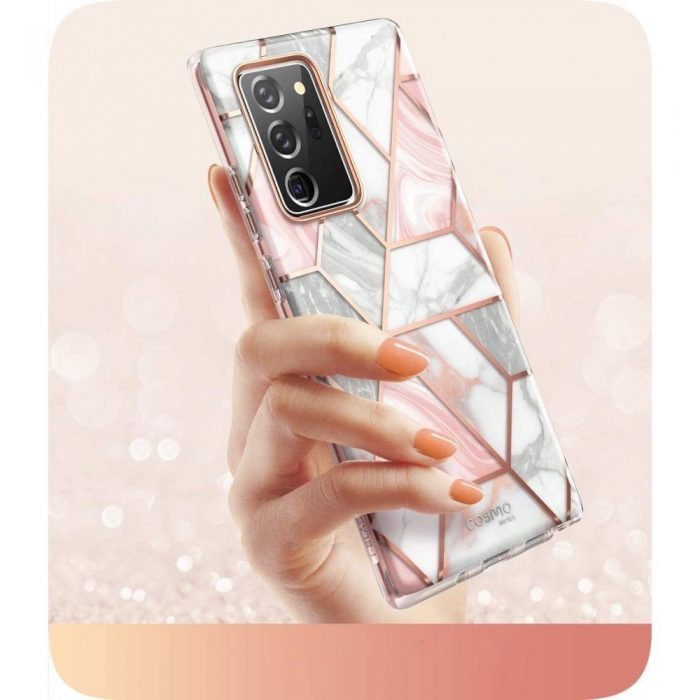 Supcase Cosmo Samsung Galaxy Note 20 Ultra Marble - export 4666
