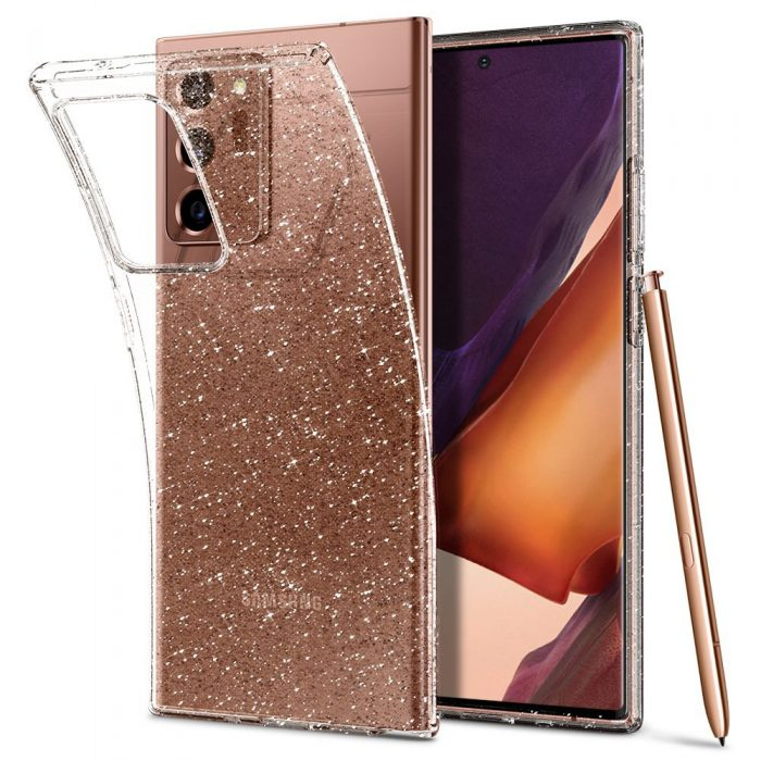 Spigen Liquid Crystal Samsung Galaxy Note 20 Ultra Glitter Crystal - export 798