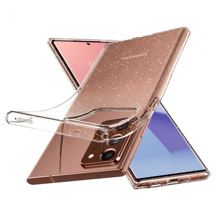 Spigen Liquid Crystal Samsung Galaxy Note 20 Ultra Glitter Crystal - export 804
