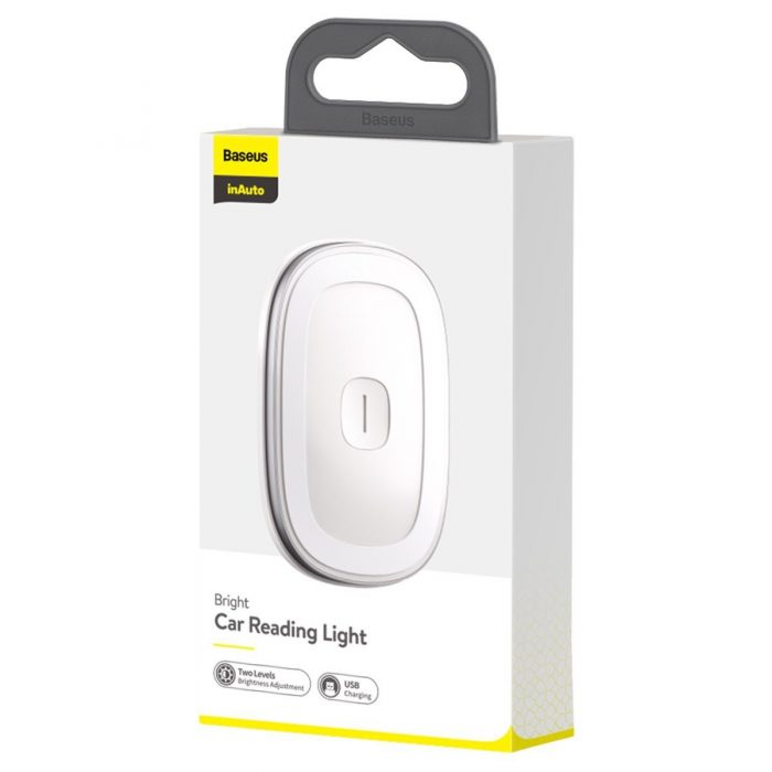 baseus bright car light for reading (white) - krytaren.sk baseus bright car light for reading white others 6