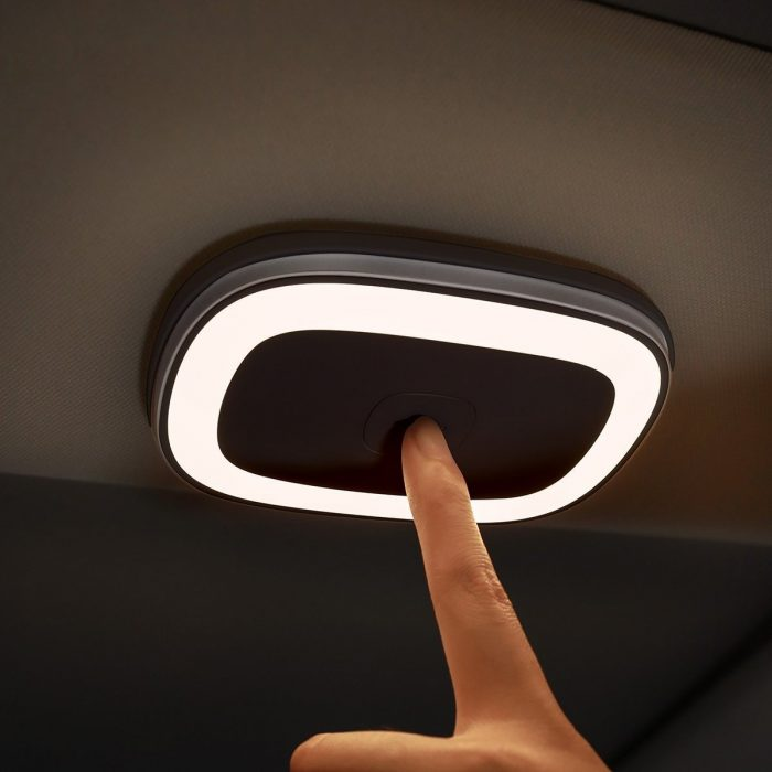 baseus bright car light for reading (black) - krytaren.sk baseus bright car light for reading black others 7