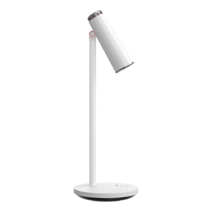 baseus i-wok desk lamp rechargeable (white) - krytaren.sk baseus i wok desk lamp rechargeable white others 1