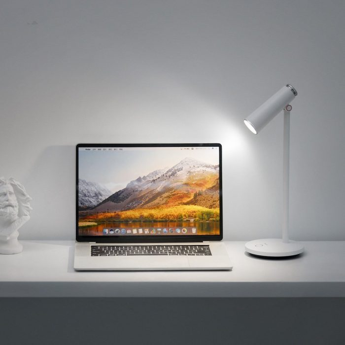 baseus i-wok desk lamp rechargeable (white) - krytaren.sk baseus i wok desk lamp rechargeable white others 8