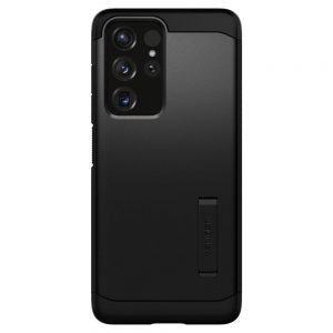 S21 Ultra - Spigen Tough Armor Galaxy S21 Ultra Black - 2 - krytaren.sk