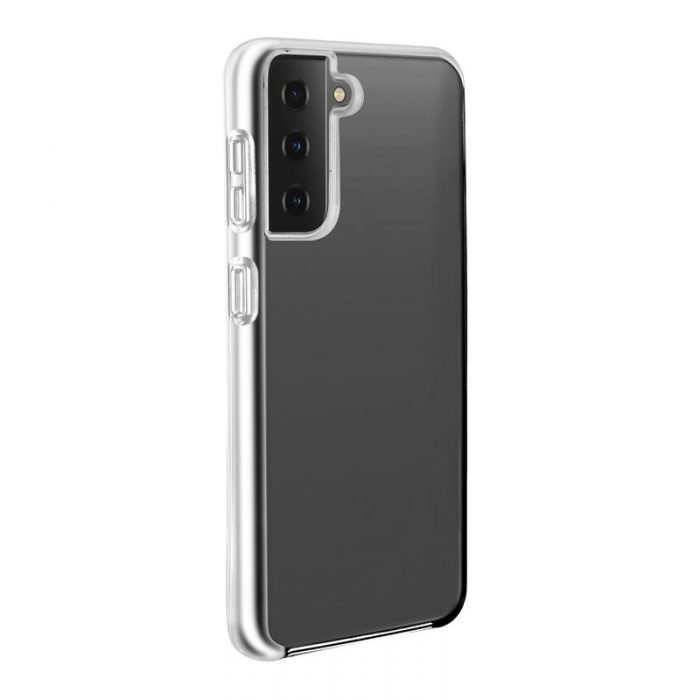s21 plus - puro impact clear etui samsung galaxy s21+ plus (clear) - 2 - krytaren.sk