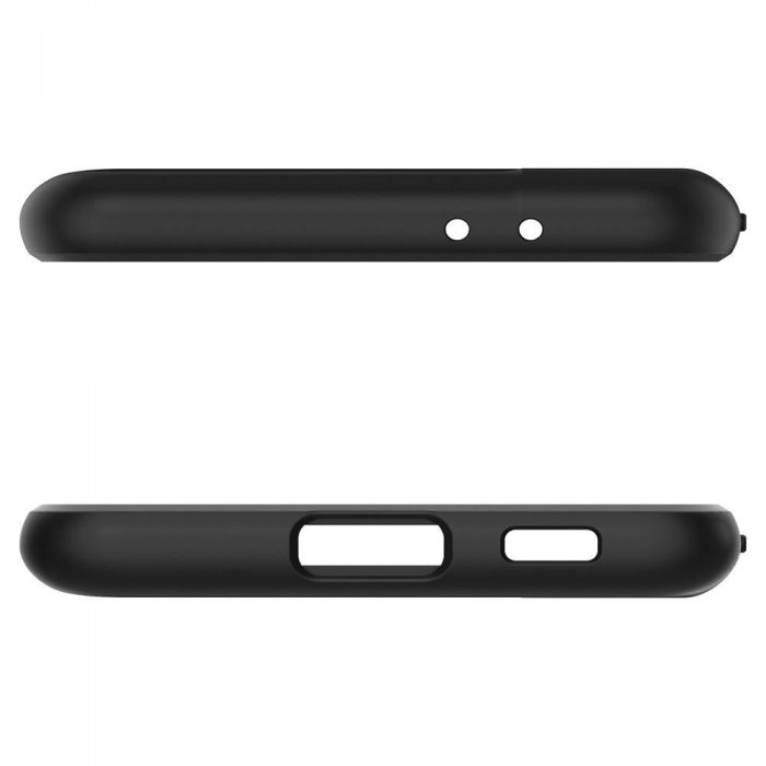 s21 plus - spigen ultra hybrid galaxy s21+ plus matte black - 5 - krytaren.sk