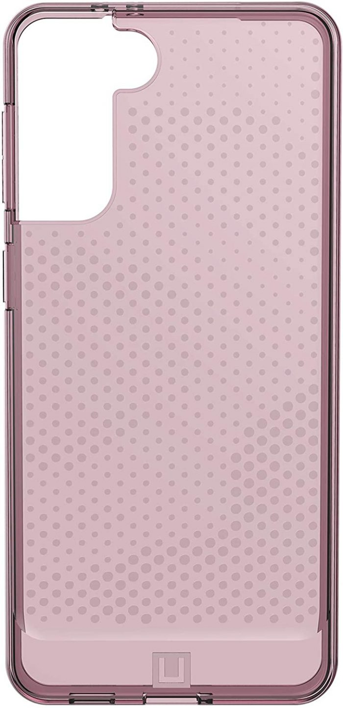 s21 plus - uag lucent samsung galaxy s21+ 5g (dusty rose) - 2 - krytaren.sk