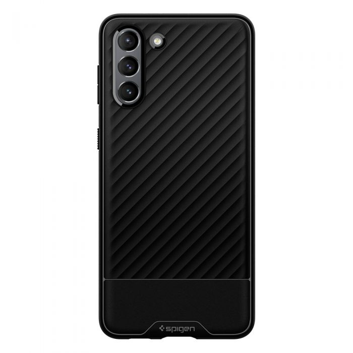s21 plus - spigen core armor galaxy s21+ plus black - 2 - krytaren.sk