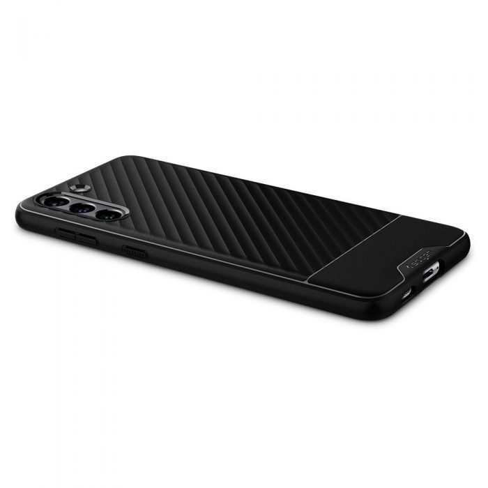 s21 plus - spigen core armor galaxy s21+ plus black - 6 - krytaren.sk