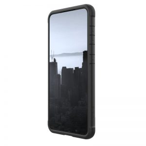 S21 - X-Doria Raptic Shield Aluminum Case Samsung Galaxy S21 (Antimicrobial protection) (Black) - 2 - krytaren.sk