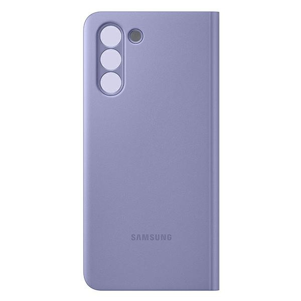 s21 plus - samsung galaxy s21+ plus ef-zg996cv violet clear view cover - 2 - krytaren.sk