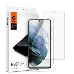 S21 Plus - Spigen Neo Flex Samsung Galaxy S21+ Plus [2 PACK] - 1 - krytaren.sk