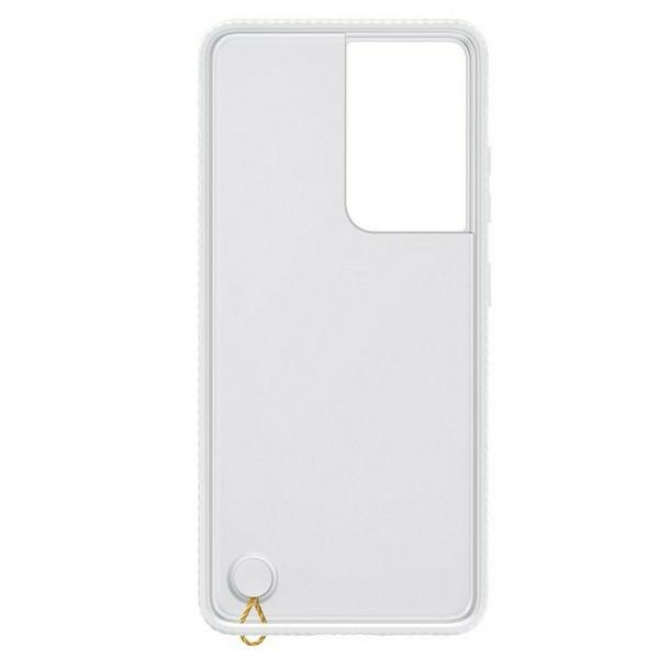 s21 ultra - samsung galaxy s21 ultra ef-gg998cw white clear protective cover - 6 - krytaren.sk
