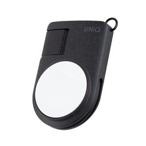 Wireless chargers - UNIQ Wireless Charger Cove charcoal black - 2 - krytaren.sk