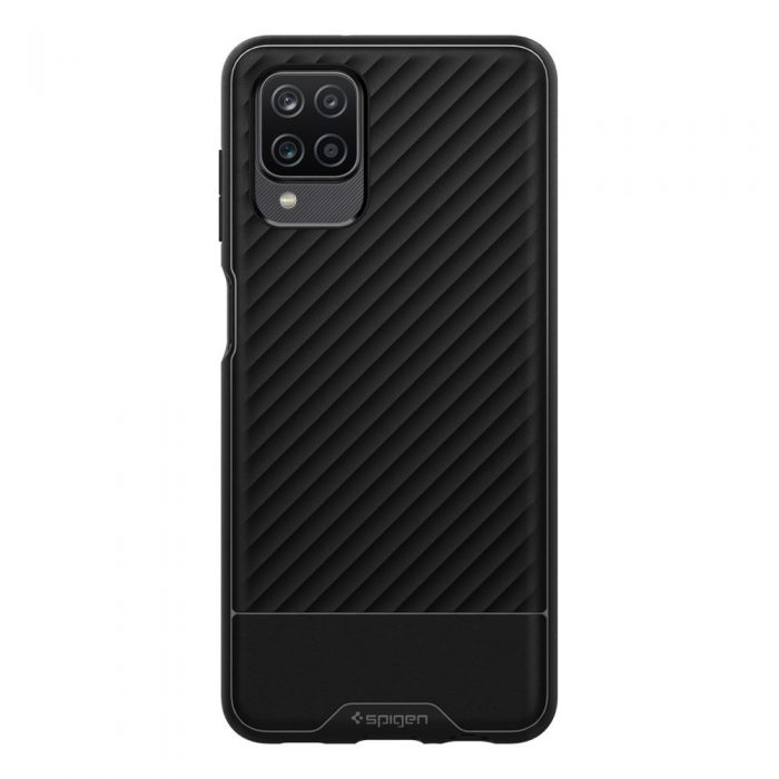 more a series - spigen core armor samsung galaxy a12 black - 2 - krytaren.sk