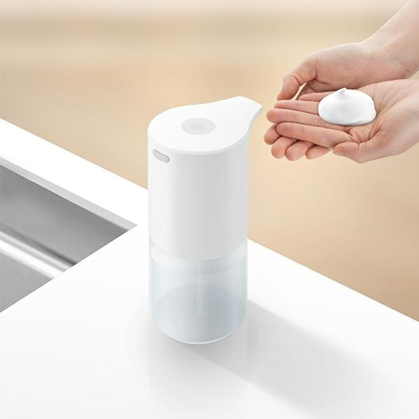 cleaning & disinfection - lyfro veso smart sensing foaming soap dispenser white - 7 - krytaren.sk