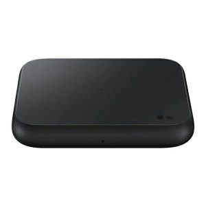 Wireless chargers - Samsung Wireless Charger EP-P1300TB Fast Charger black - 1 - krytaren.sk
