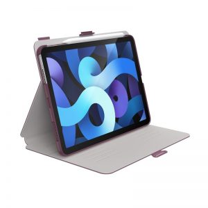 iPad Air 4 2020 - Speck Balance Folio Apple iPad Air 4 10.9 (2020) / iPad Pro 11 (2020 / 2018) MICROBAN (Arcadia Navy/Moody Grey) - 1 - krytaren.sk