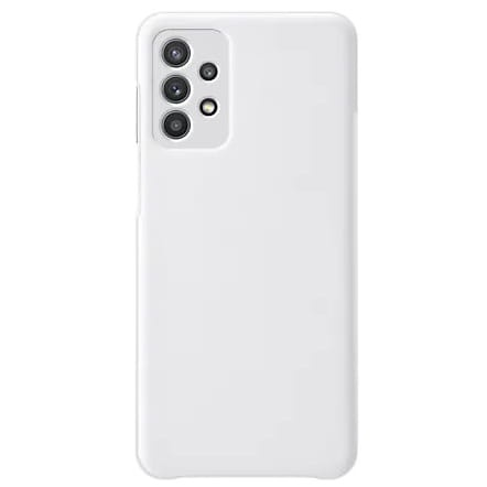 more a series - samsung galaxy a32 5g ef-ea326pw white s view wallet cover - 2 - krytaren.sk