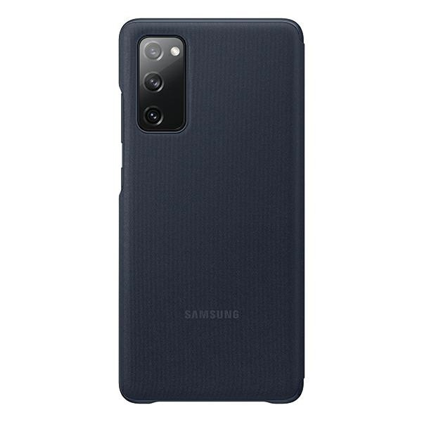 s20 fe - samsung galaxy s20 fe ef-zg780cnegee navy clear view cover - 2 - krytaren.sk